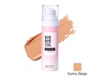Oil Free Long Lasting Liquid Foundation#SunnyBeige